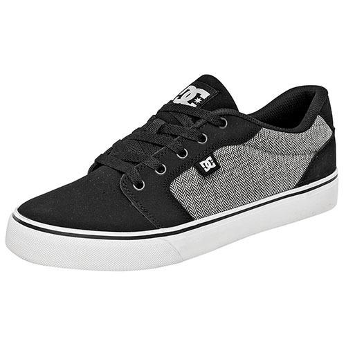c31ab98d3b9 Tenis Dc Shoes 300161-bwb Negro Gris Oi -   1