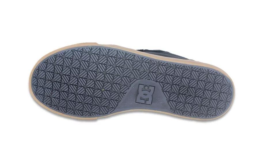 tenis dc shoes anvil tx blk blk gum original frete gratis. Carregando zoom. e455d9601263b