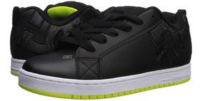 9ba4eabf12 Tenis Dc Shoes Court Graffik Se Skateboard Vans Etnies