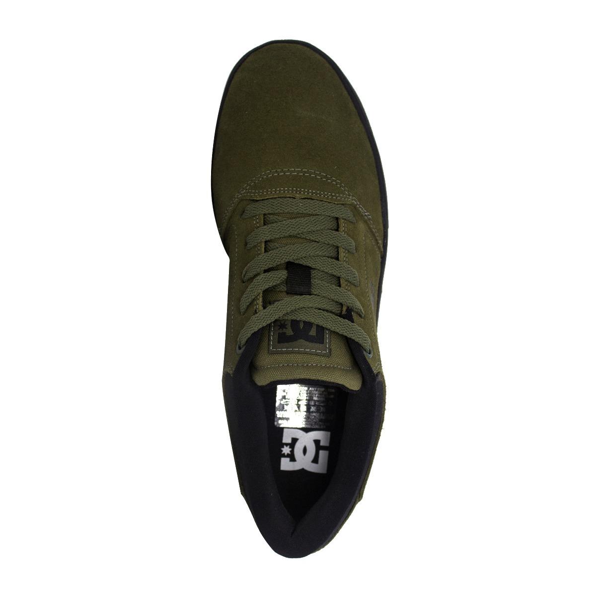 tenis dc shoes crisis la olive original frete gratis. Carregando zoom. 69edc97b76d0e