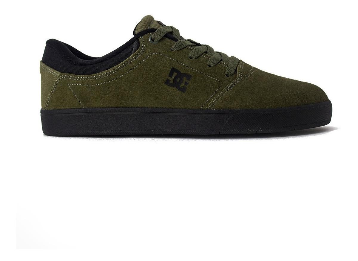 f0b2c8cf6a Tenis Dc Shoes Crisis La Olive Original Frete Gratis - R$ 229,90 em ...