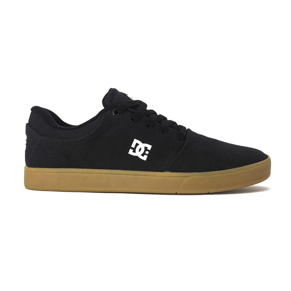 tenis dc shoes crisis tx black gum original frete gratis. Carregando zoom. 95f4ba6932f2f