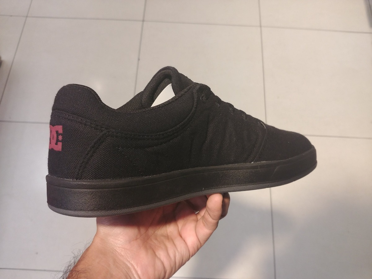 4dfac5f9d tenis dc shoes crisis tx mx skate hombre negros originales. Cargando zoom.