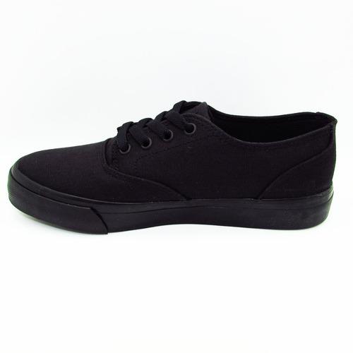 tenis dc shoes flash 2 tx mx adys300417 3bk black negro unis
