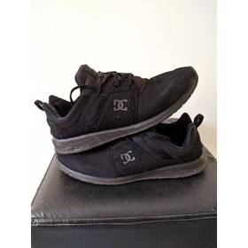 Tênis Dc Shoes Heathrow Black Black