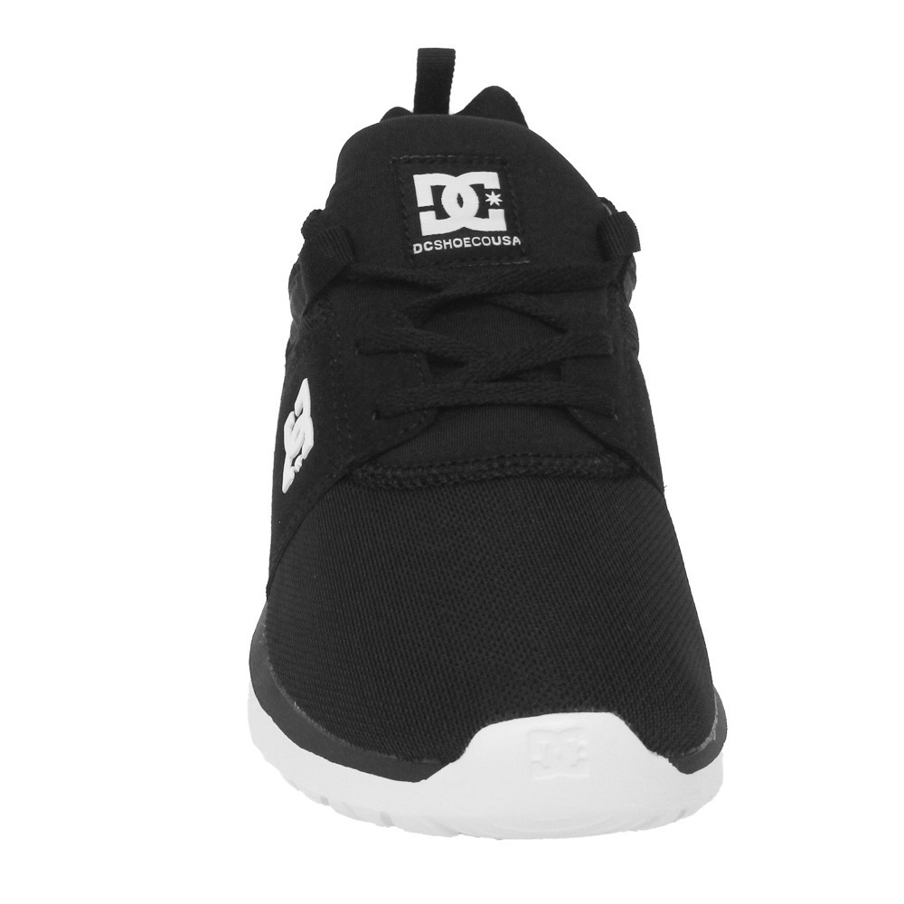 tenis dc shoes heathrow original sneaker shoes preto branco. Carregando zoom . 928cb2bc5bfc4