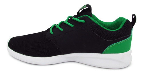 tenis dc shoes midway sn mens adys700096 bgn black green