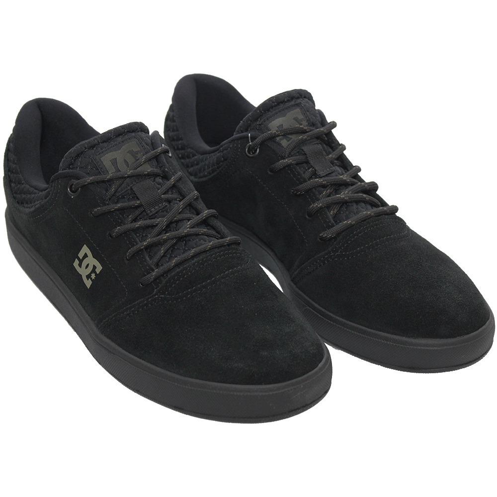 78a700360a tenis dc shoes skate crisis original edição especial preto. Carregando zoom.