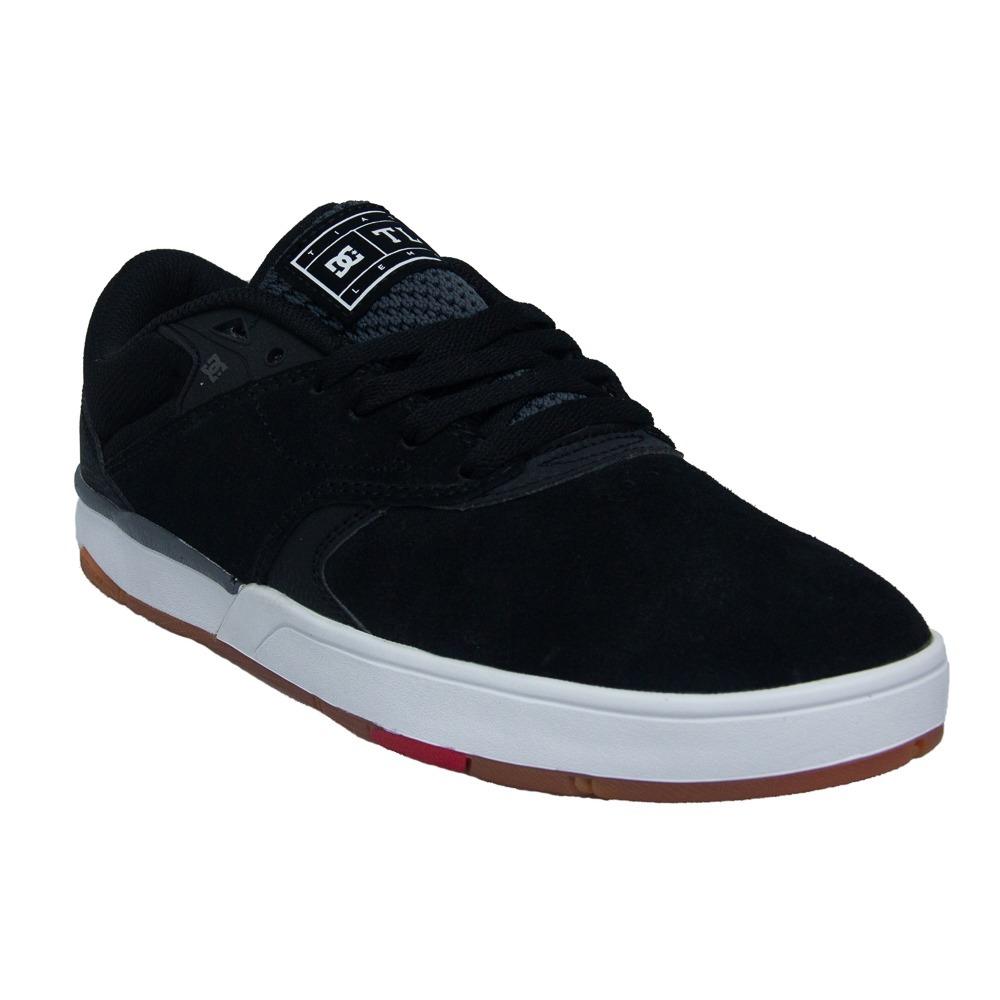 tenis dc shoes tiago lemos s super camurça skate preto. Carregando zoom. 2f925af7de1