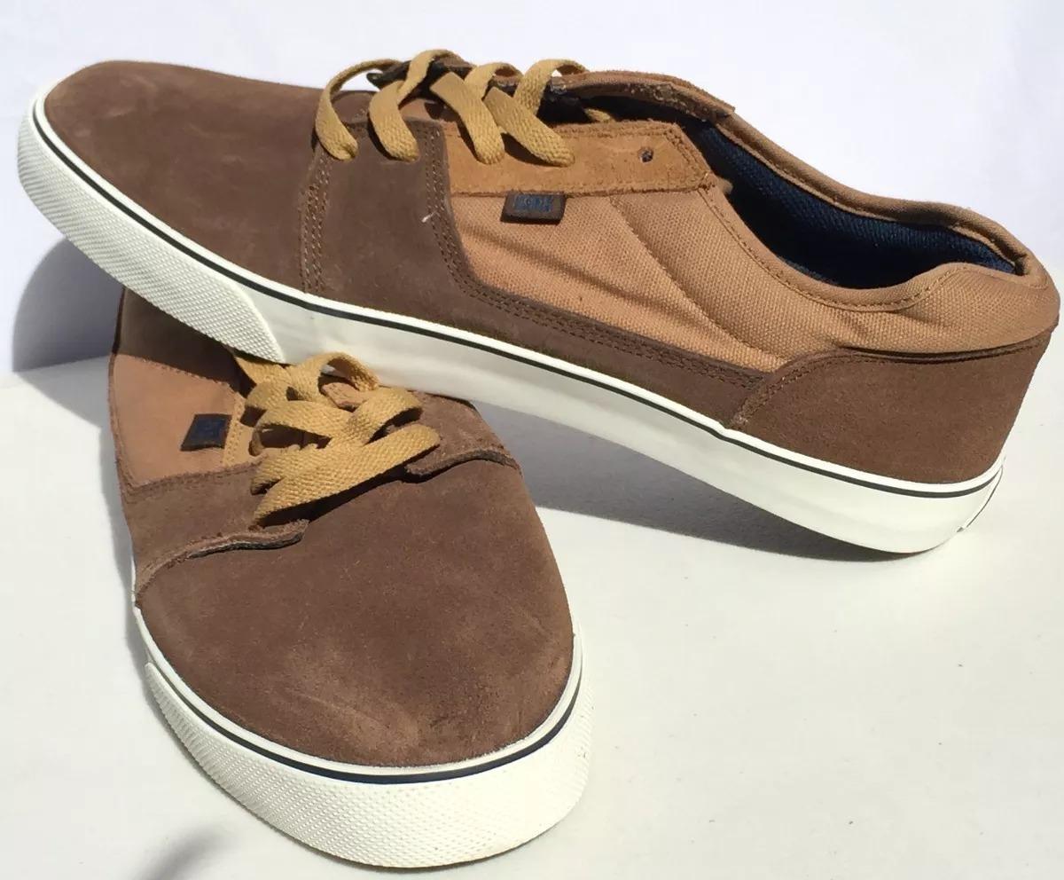 3b63675976c Tenis Dc Shoes Tonik Gamuza tx Cafe Talla 30cm -   599.00 en Mercado ...