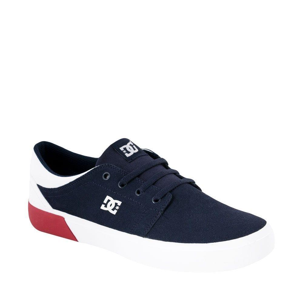 37756ba873 tenis dc shoes trase sd azul marino hombre original 185948. Cargando zoom.