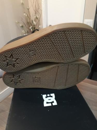 tenis dc shoes trase tx black gum