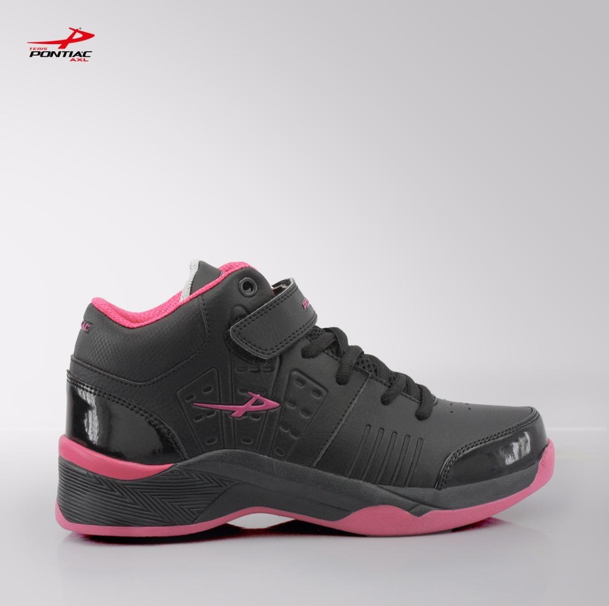 comprar popular 3bb15 df652 Tenis De Basket Para Mujer Pontiac - Est. 264
