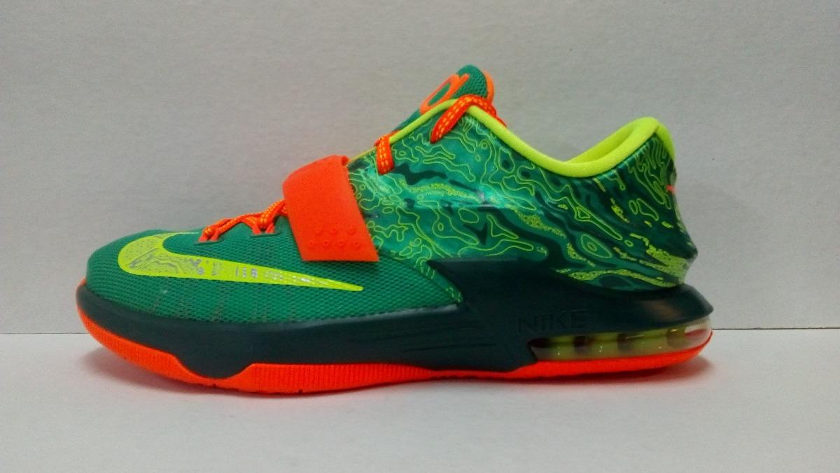 promo code 2ed20 b17e4 Tenis De Basquet Nike Kevin Durant Vii 7 Gs Weatherman