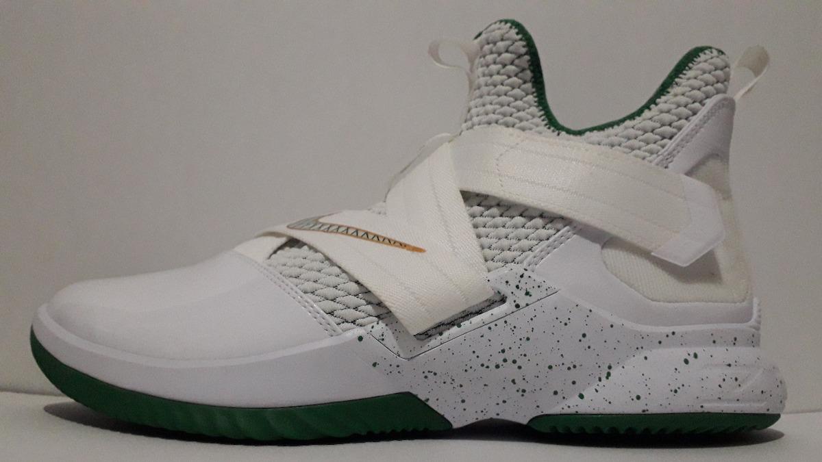 pretty nice 426eb 5098b Tenis De Basquetbol Nike Lebron Soldier Xii Svsm Originales