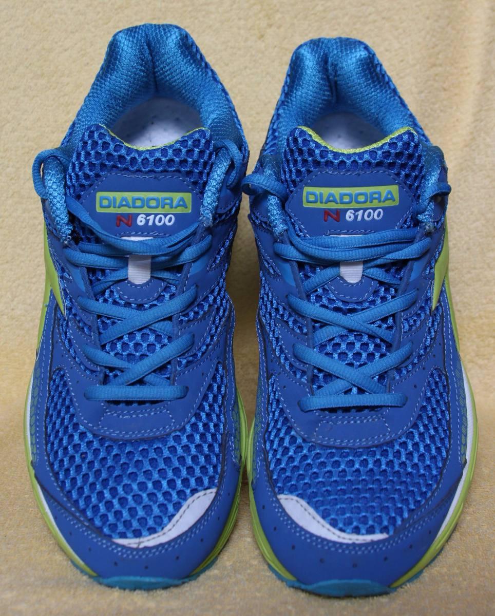 70f06428fe tenis de corrida diadora n6100 - masculino n. 41 - azul. Carregando zoom.