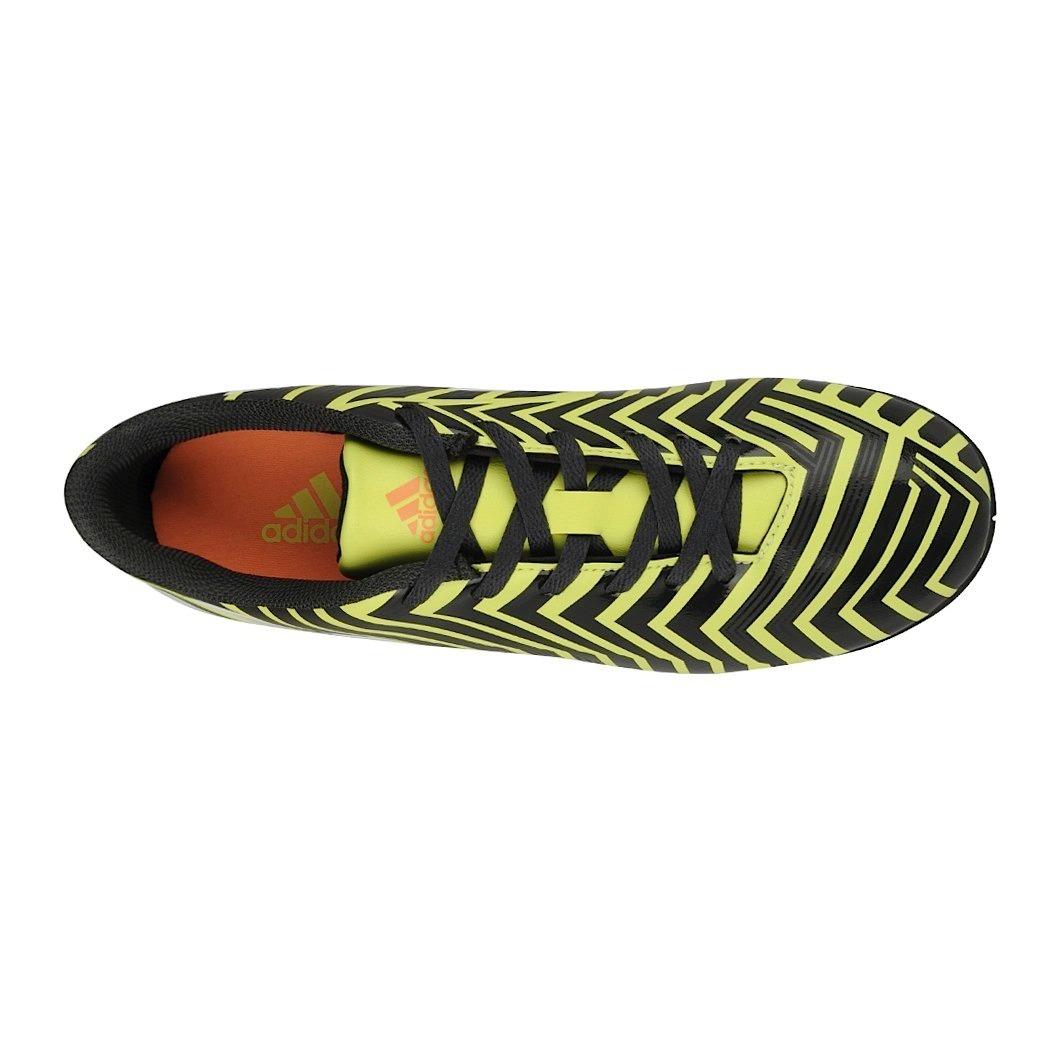 new concept 085d6 68618 tenis de futbol adidas amarillo con negro b35503. Cargando zoom.