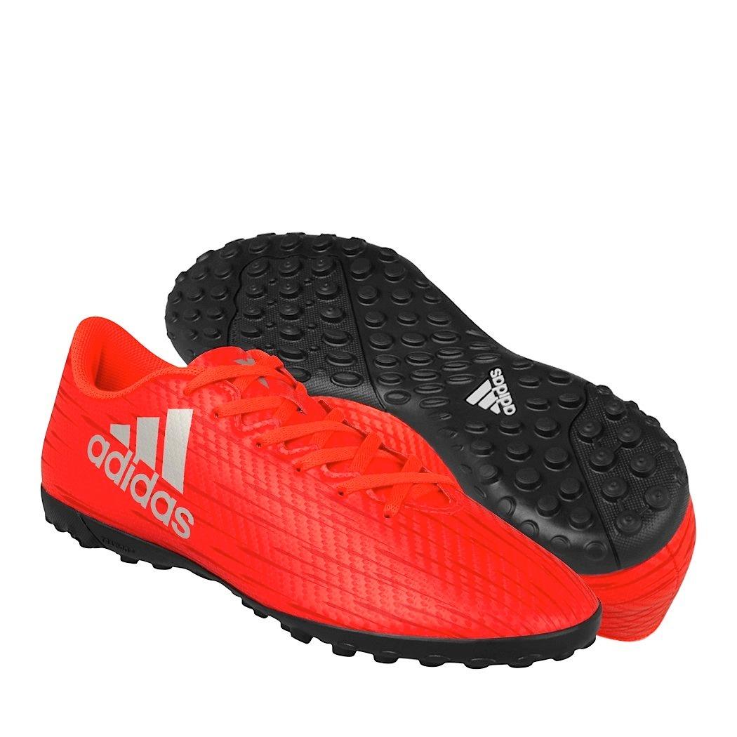 lowest price 67fad 3eaf0 tenis de fútbol adidas para hombre simipiel rojo s75708. Cargando zoom.