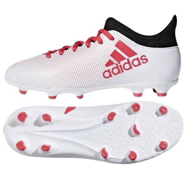 Tenis De Futbol adidas X 17.3 Fg Blanco -   1 2e6735e6227c3