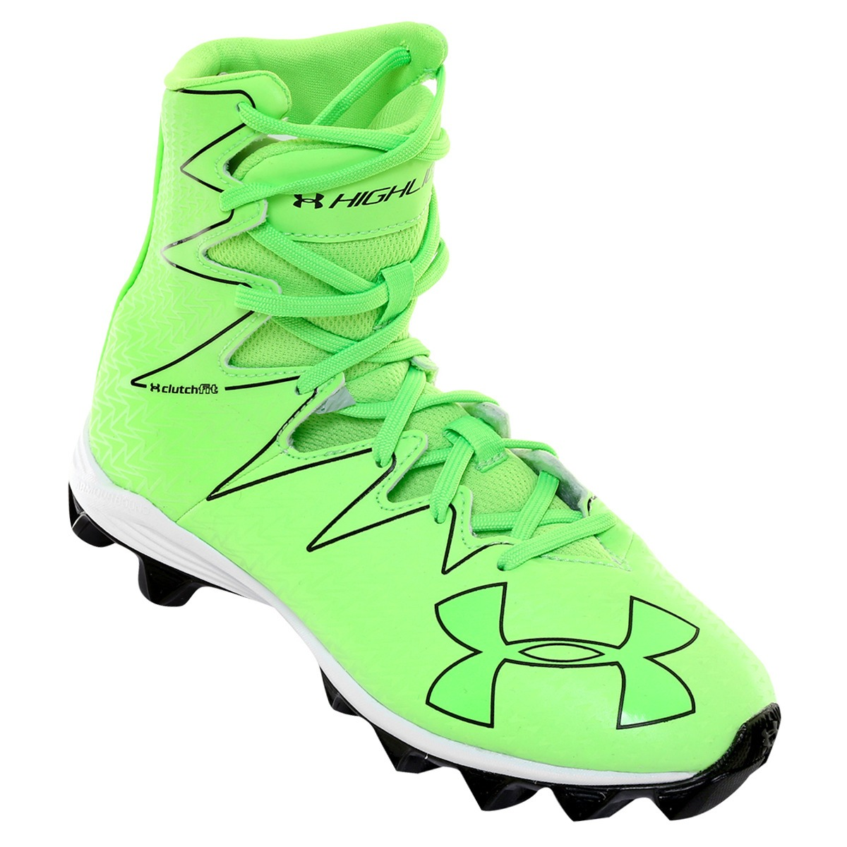 56f335120bf0a tenis de futbol americano infantil under armour highlight rm. Cargando zoom.