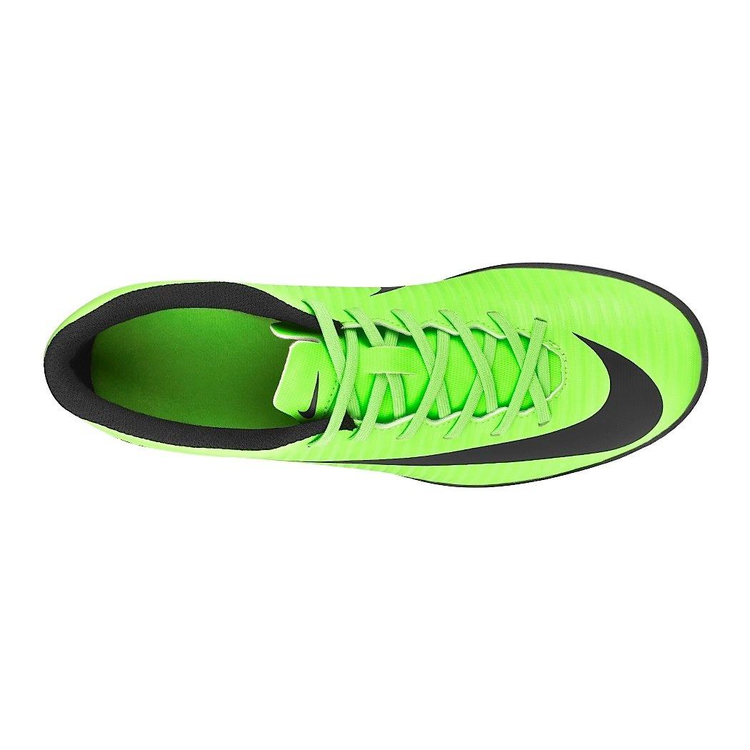 7a76e829e320e tenis de futbol nike para hombre simipiel verde negro 831971. Cargando zoom.