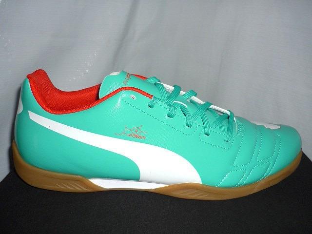 e017118d Tenis De Futbol Puma Evopower 4 Suela Ic Turquesa - $ 500.00 en ...