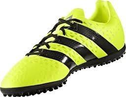 Tenis De Futbol Rapido adidas Ace 16.3 Tf Amarillo -   1 c04a3efca5115