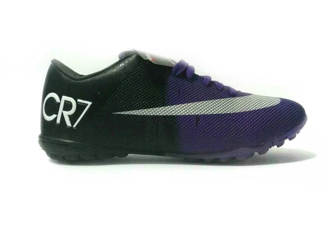 Tenis De Futbol Rapido Modelo Cr7 (envio Inmediato) -   485.00 en ... f899b479abb70