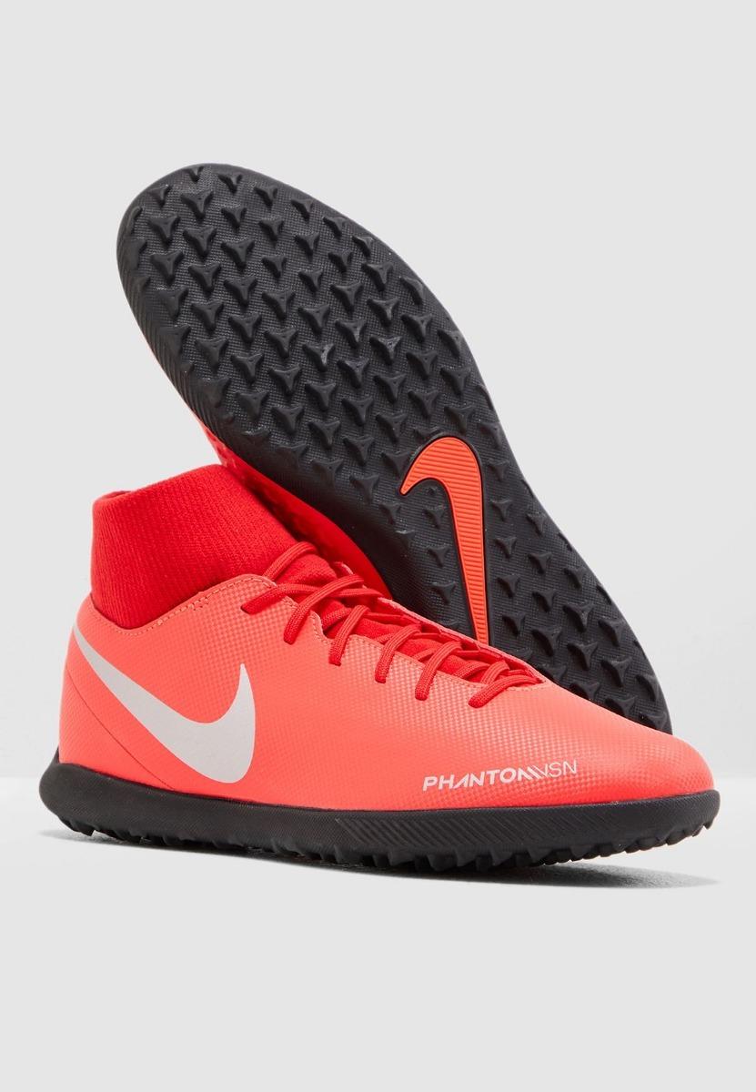 Tenis De Fútbol Rápido Nike Phantom Vsn Club Turf