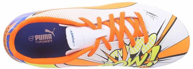 Tenis De Fútbol Soccer Puma Evopower De Niño -   769.00 en Mercado Libre 48ece87fb6bee