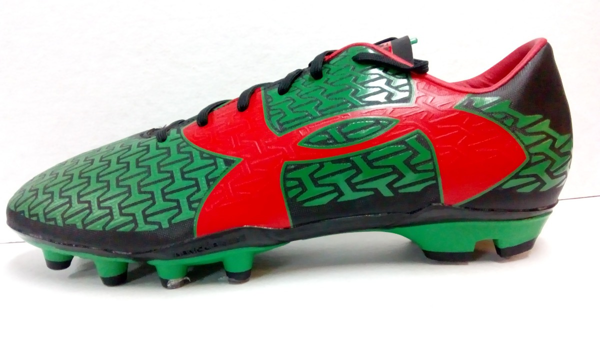 d495ecec10a0e Tenis de futbol taco under armour force cargando zoom jpg 1200x676 Tacos de  futbol under armour