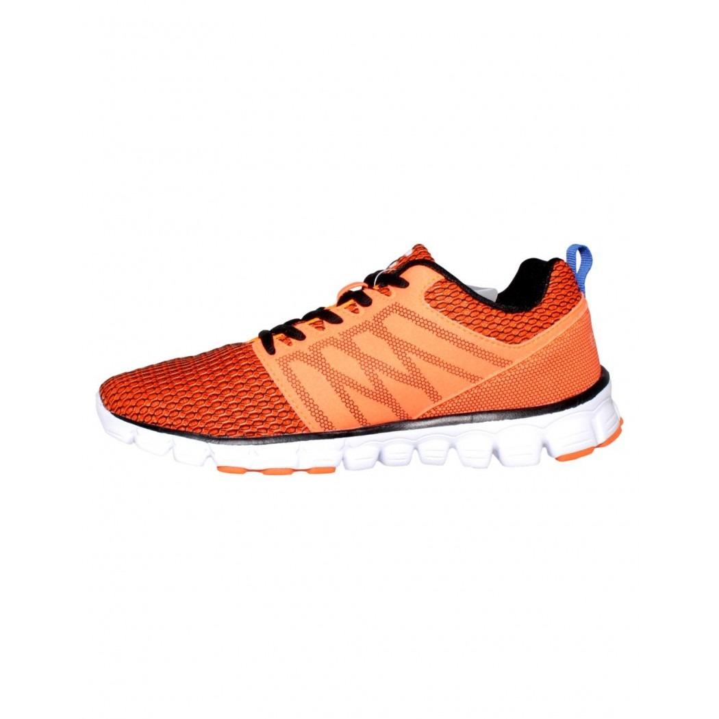 85d86934 Tenis De Hombre Para Correr Textil Sintetico Naranja Marca C - $ 546.00 en  Mercado Libre