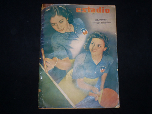tenis de mesa, portadas - revista estadio (443- 734 - 322)