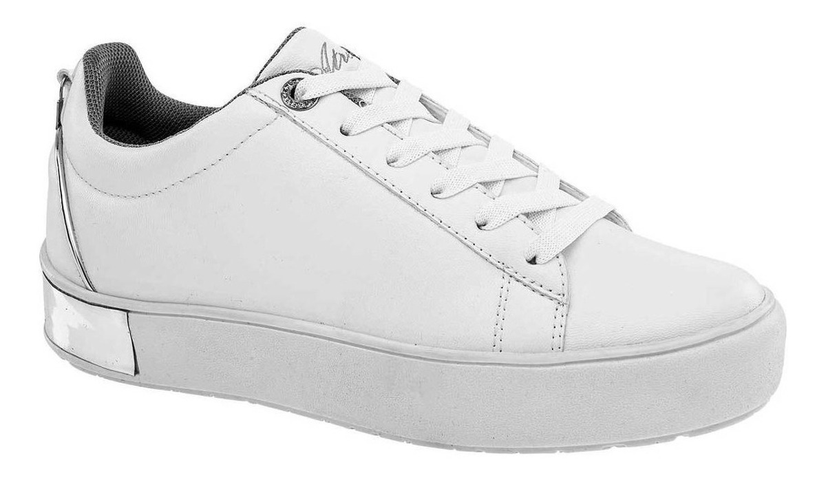 Tenis De Mujer blancoo 089-604