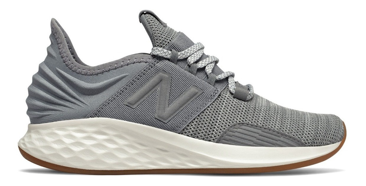 tenis mujer new balance gris