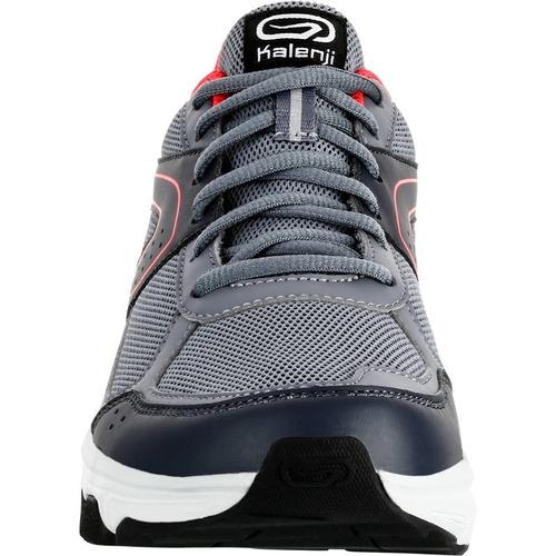 2b9f04057855b Tenis De Running Mujer Run Cushion Grip Gris Diva -   999.00 en ...