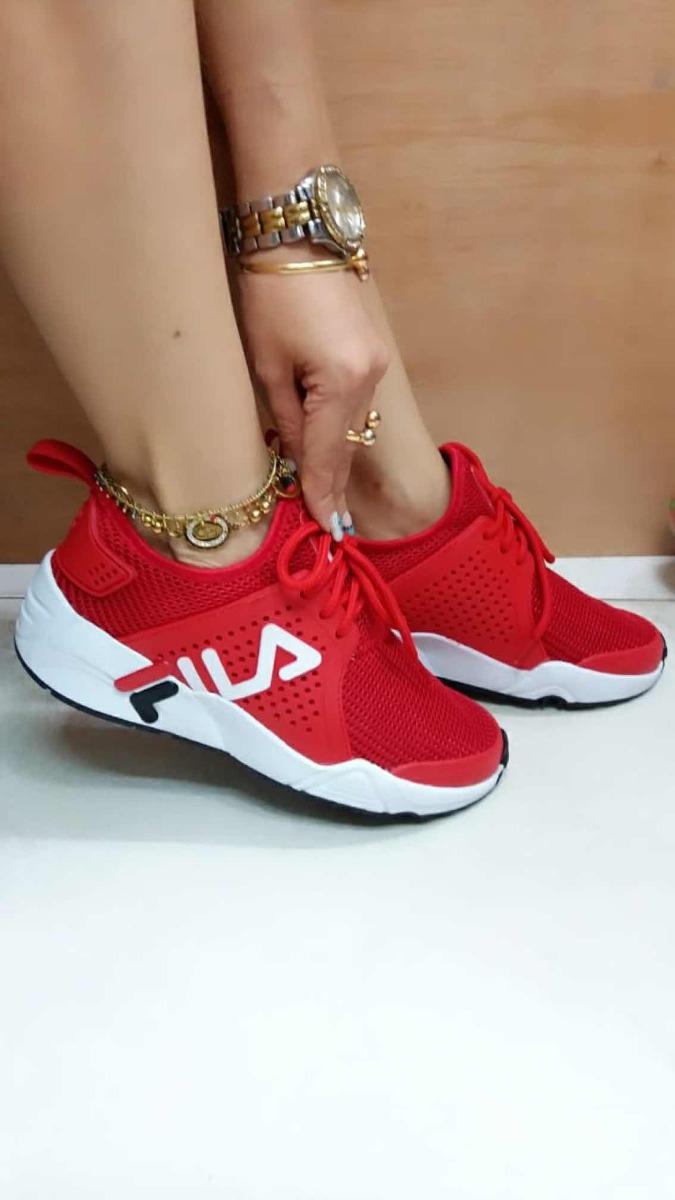 e1e043f7 tenis deportivo de mujer dama de moda zapatos colombianos. Cargando zoom.