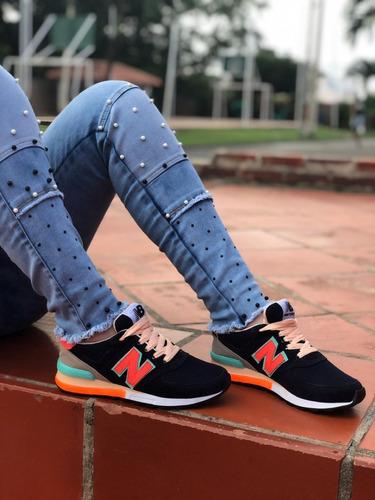 tenis deportivo hombre mujer variado zapato zapatilla dama