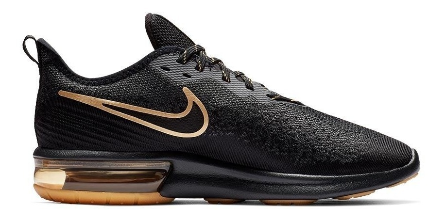 Tenis Deportivo Hombre Nike Air Max Sequent 4 5005 Id 822420