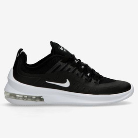 Tenis Deportivo Mujer Nike Air Max Axis 002 Negro- Blanco