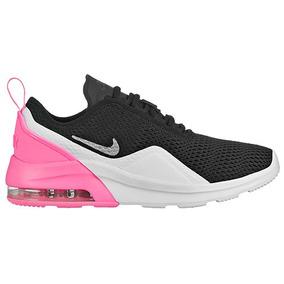 Tenis Deportivo Nike Air Max Motion Mujer Tex Neg K80988 Dtt