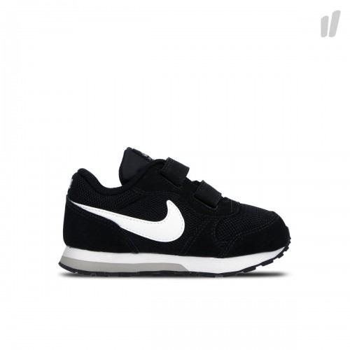 Zapatos negros Nike MD Runner 2 infantiles wLHXdu