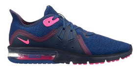 Tenis Deportivo Nike Wmns Air Max Sequent 3 Ab182241 Mujer