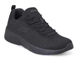 Tenis Deportivo Color Mujer Tela Skechers Negro Training QxCrthsd