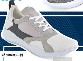 ef1216a00 Tenis Deportivos Hombre Color Blanco 072-14 Cklass 1-19