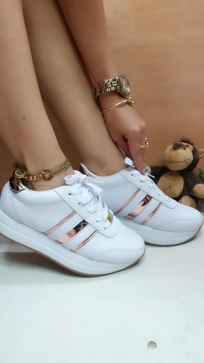 012a4b2cdfba Deportivos Tenis Calzado Plataformas Moda Mujer De Colombia WIEH9D2Y