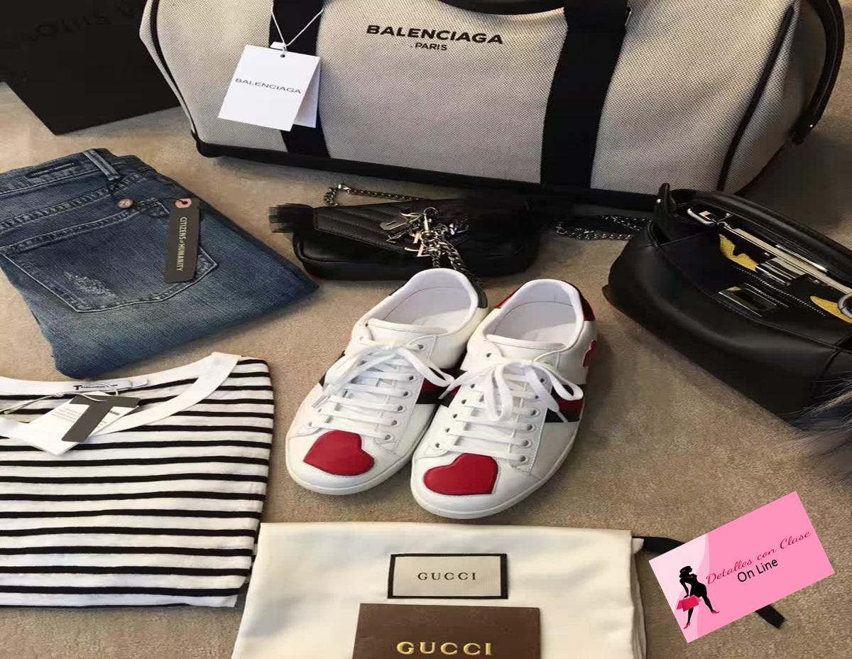 Zapatos Gucci Dama