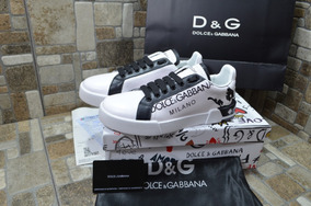 a915bc3aa7 Tenis Dolce Gabbana - Ropa, Bolsas y Calzado en Mercado Libre México