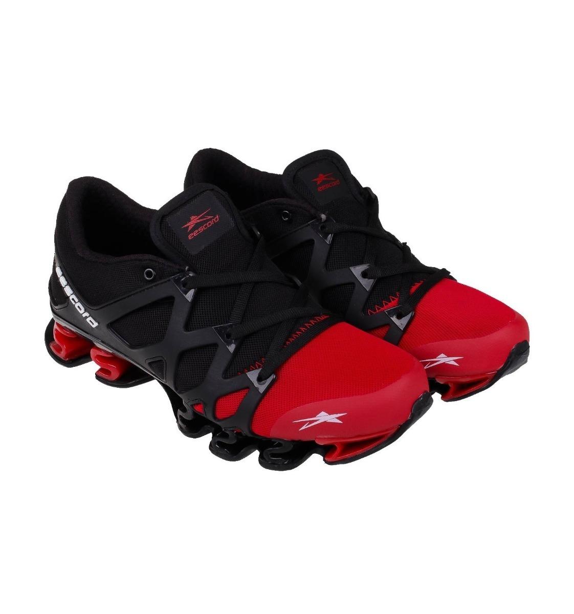cheap for discount ce922 7c67e Bofo Chivas cheap air sneaker 82012 e7c54 Tenis Eescord Para Correr Rojo ...