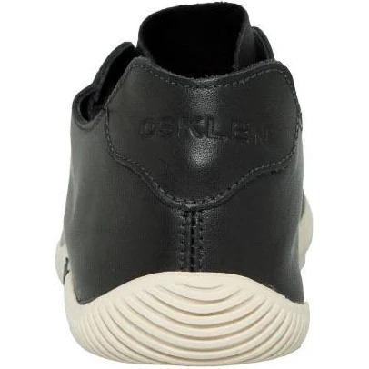 tenis em couro preto original osklen